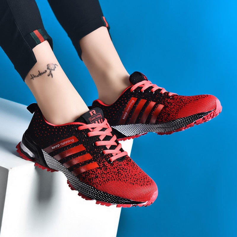 Outdoor Male Sports Shoes Lightweight Breathable Women Comfortable