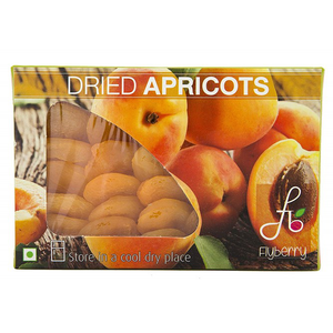 Flyberry Dried Apricots 500gm