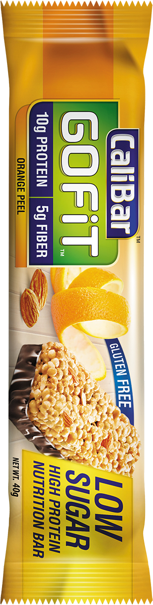 Calibar GoFit Orange Peel 40gm