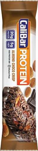 Calibar Protein Almond Choco Crisp 80gm