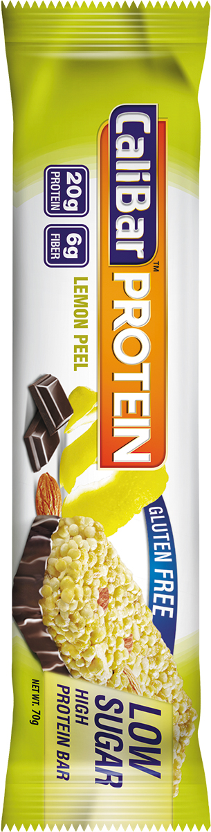 Calibar GoFit Lemon Peel 70gm