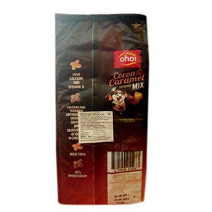 Oho Breakfast Cereal Cocoa&Caramel Mix 175gm