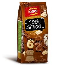 Load image into Gallery viewer, Oho Breakfast Cereal Cool School 175gm