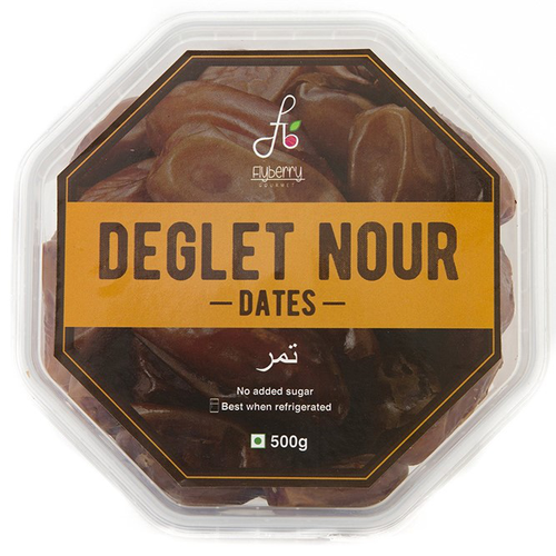 Flyberry Deglet Nour Dates 500gm