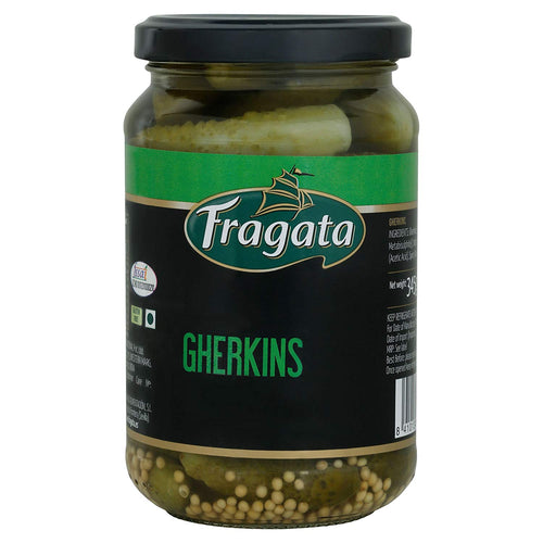 Fragata Gherkins 345gm