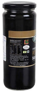 Fragata Pitted Black Olives 440gm