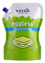 Load image into Gallery viewer, Veeba Eggless Mayonnaise Pouch 875gm