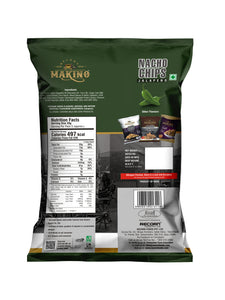 Makino Nacho Chips Jalapeno 150gm