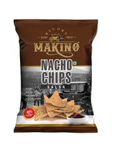 Load image into Gallery viewer, Makino Nacho Chips Salsa 60gm