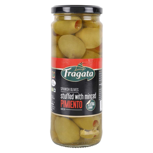 Fragata Pimento Stuffed Queen Olives 450gm
