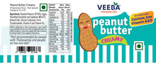 Load image into Gallery viewer, Veeba Peanut Butter Creamy 1kg