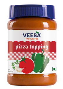 Veeba Pizza Topping 310gm