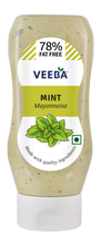 Load image into Gallery viewer, Veeba Mint Mayonnaise 300gm