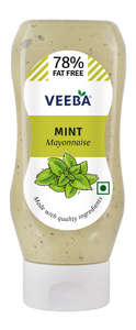 Veeba Mint Mayonnaise 300gm