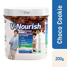 Load image into Gallery viewer, V-Nourish milk mix Choco Cookie 200gm