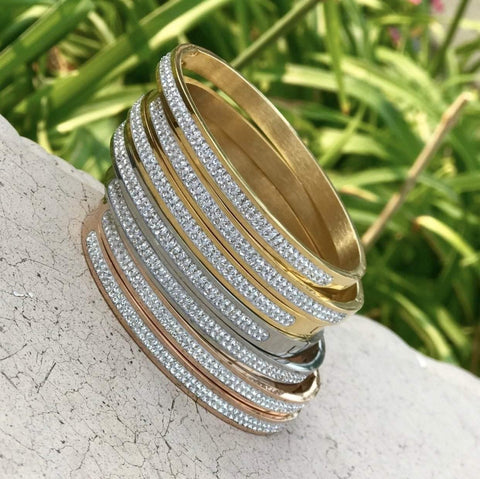 image-of-Diamond-Paved-18k-Gold-Cuff-Bracelet-Bangle-shop-at-1oakJewelry.com