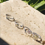 image-of-Dainty- Flower-Power-Sterling-Silver-Ring-Gift-Set-shop-at-1oakJewelry.com