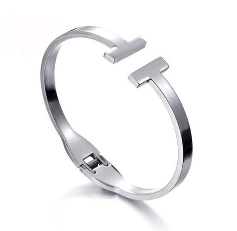 image-of-18k-white-Gold-Double-T-Wrap-Around-Adjustable-Cuff-Bracelet-Bangle-shop-at-1oakJewelry.com