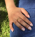 18k Gold Double / Triple Band Ring