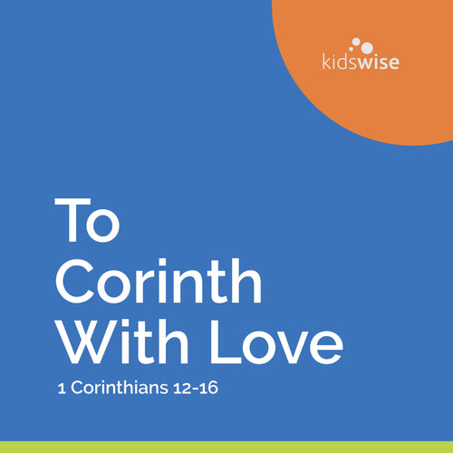 To Corinth With Love - 9 Lessons