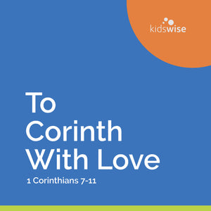 To Corinth With Love - 8 Lessons
