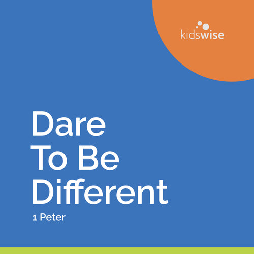 Dare To Be Different - 8 Lessons