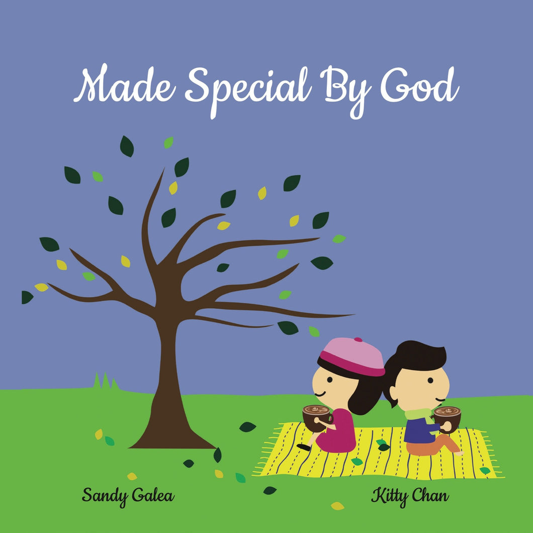 Made Special By God