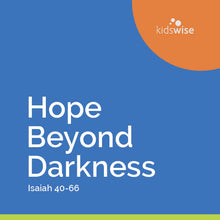 Load image into Gallery viewer, Hope Beyond Darkness - 8 Lessons