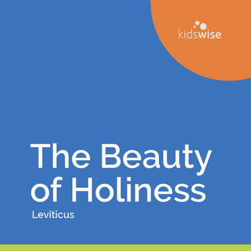 The Beauty of Holiness - 7 Lessons
