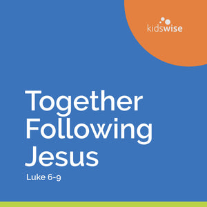 Together Following Jesus - 7 Lessons