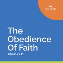 Load image into Gallery viewer, The Obedience Of Faith - 8 Lessons
