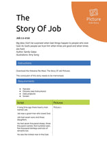 Load image into Gallery viewer, The Story Of Job
