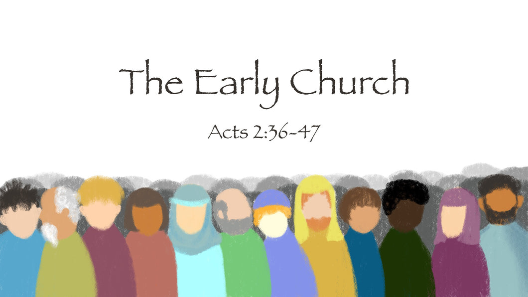 Mini Movie / The Early Church
