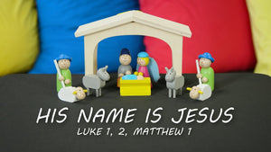 Mini Movie / His Name Is Jesus!