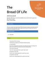 Load image into Gallery viewer, The Bread Of Life