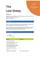 Load image into Gallery viewer, The Lost Sheep
