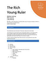 Load image into Gallery viewer, The Rich Young Ruler