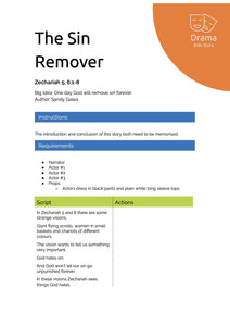 The Sin Remover