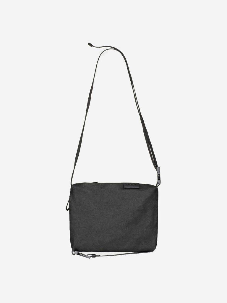 coteetciel Crossbody/Sling Bag Inn S Coated Canvas Black 28762 côte&ciel APAC