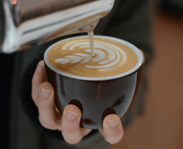 Latte Art Workshop Online