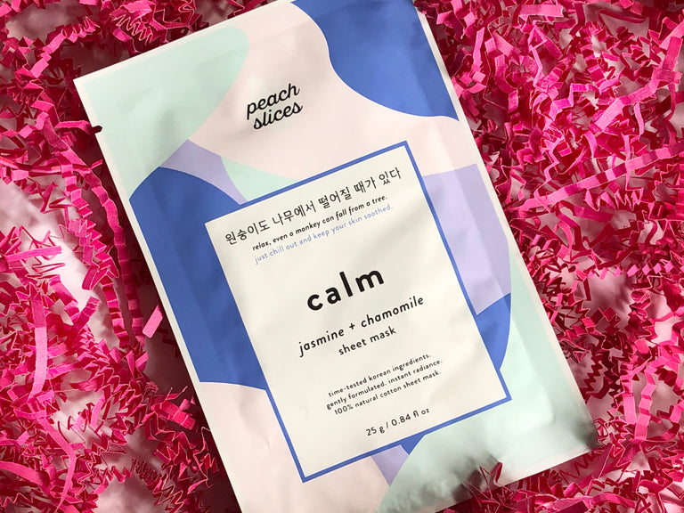 Korean Sheet Mask, Moisturizing Mask, Self-Care Product