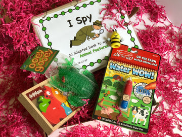 Animals Everywhere Gift Box