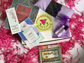 Special Needs Mom Gift Box, Self-Care Gift Box for Special Needs Moms,