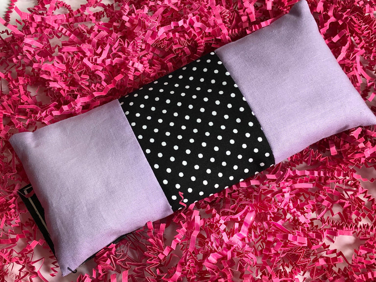 Lavender Eye Pillow, Homemade Eye Pillow, Self-Care Product