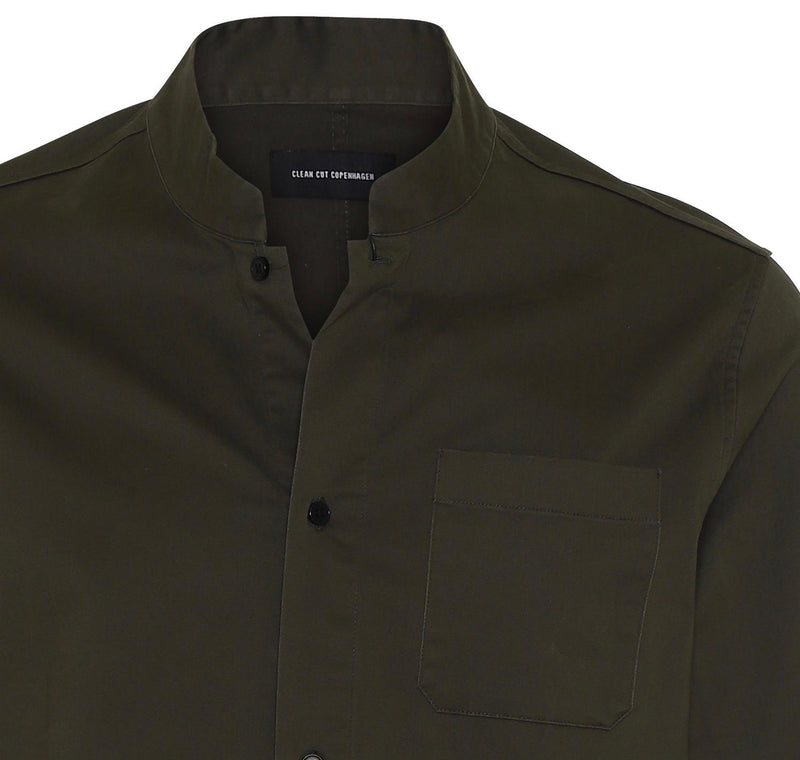 Pierre Overshirt - Army