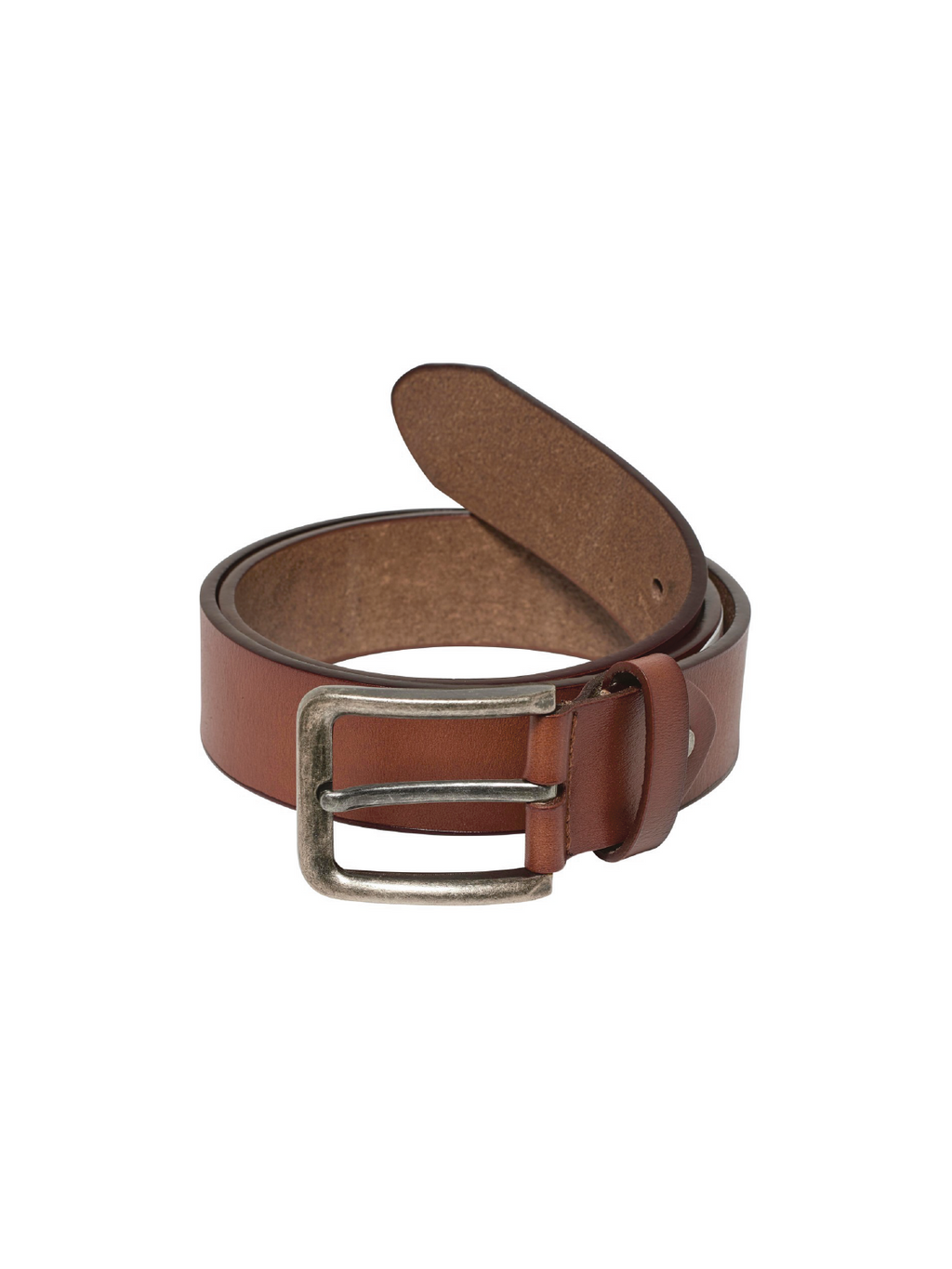 Charlton Leather Belte - Cognaq