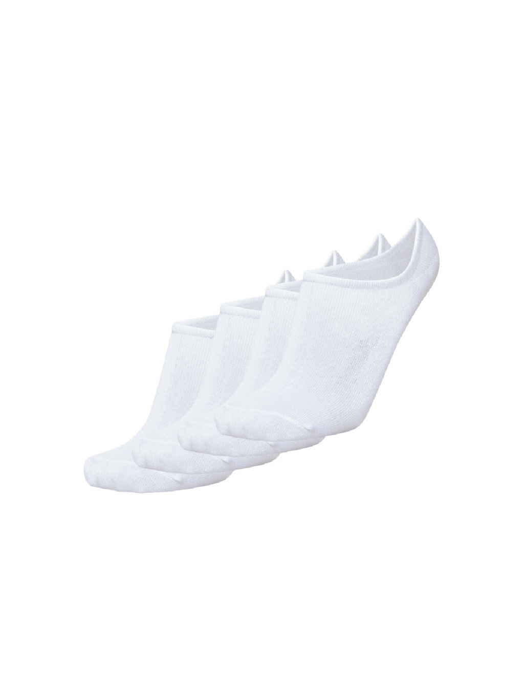 Neak Sock 4 Pack - White