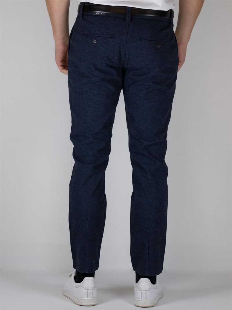Mark Flex pant  7711 - Navy/Black