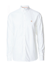 Oliver Oxford Skjorte - White