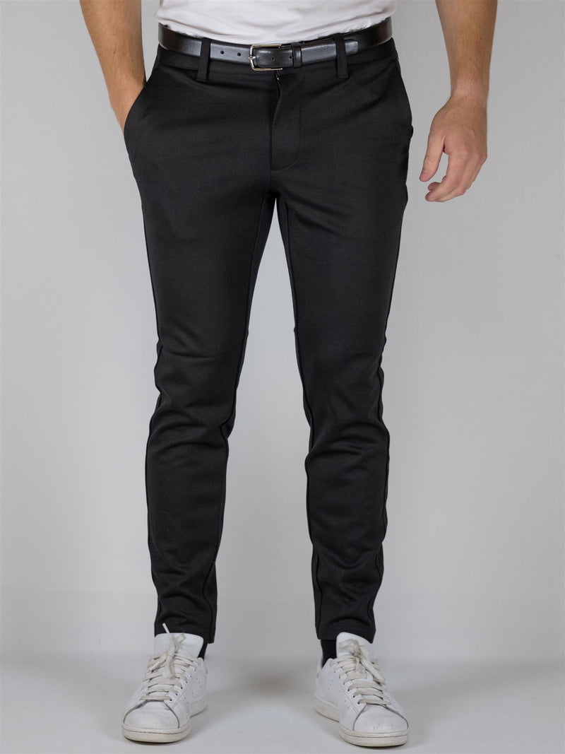 Mark Flex pant 0209 - Black